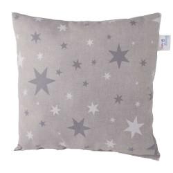 Cojin Estrellas gris