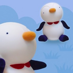 Lampara Bebe,  Magic Light - Pinguino